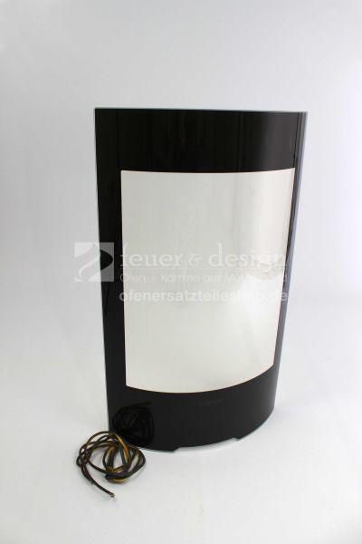 Contura Türglassatz | Glasfront | für die Contura Modelle 556G, 510G, 586G