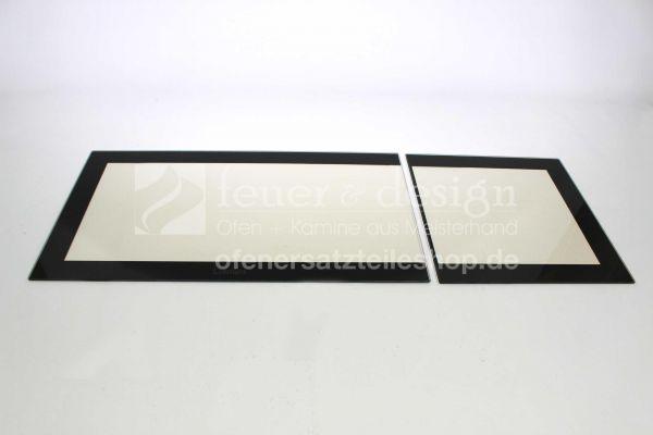 Contura Türglassatz ( für Tür rechts angewinkelt ) | für die Contura Serie i40