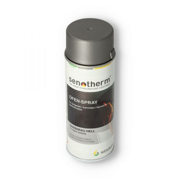 Ofenlack gussgrau-hell   Senotherm   400 ml