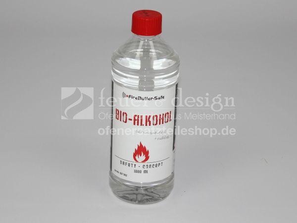Bioethanol Flasche 1000 ml