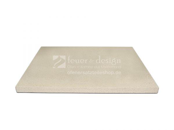 Vermiculiteplatten ( 49,5 x 62 x 2,5 cm ) | Thermax SF 600 Feuerraumauskleidung