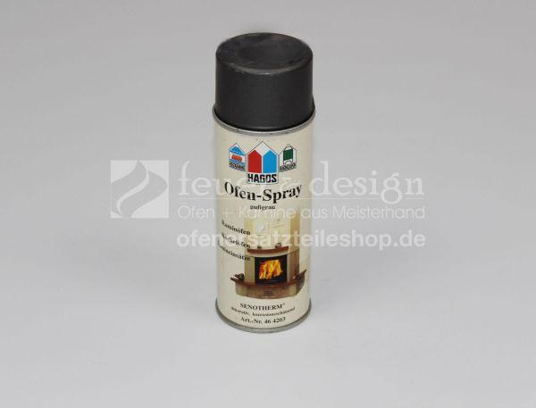 Senotherm Ofenspray 400 ml Farbton gussgrau | UHT