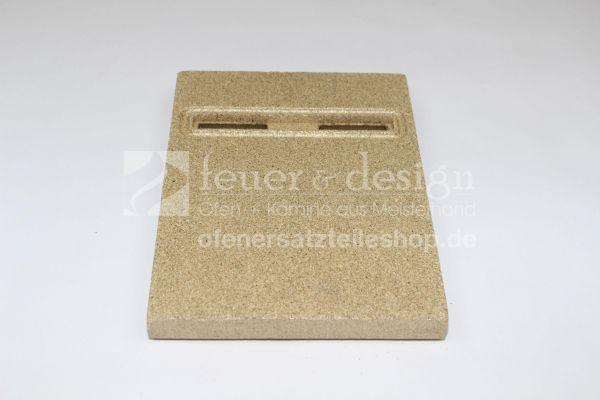Termatech Vermiculite Rückwand | TT30 Serie | Feuerraumauskleidung | Brennraumauskleidung