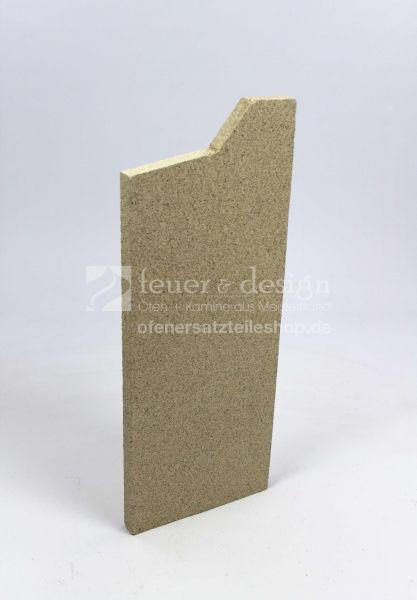 Contura Rauchumlenkplatte | Contura Serie i40 | Vermiculiteplatte