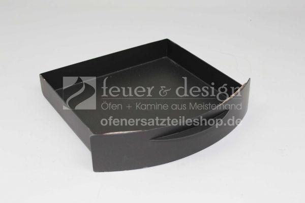 Termatech Ascheschublade | TT10 | Aschekasten | schwarz
