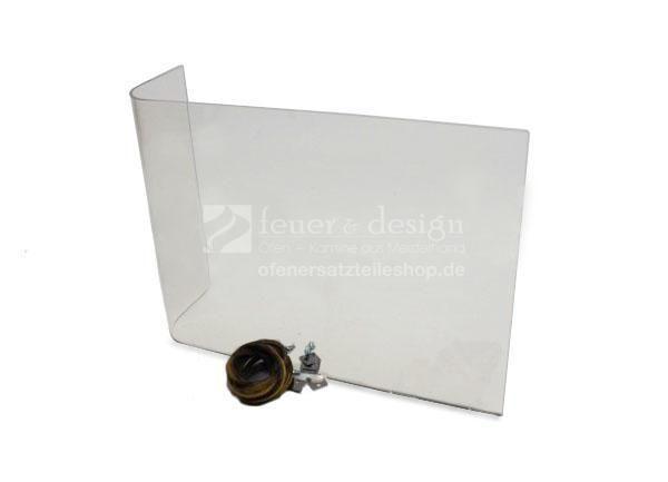 Contura   Handöl Serie 20 Kaminscheibe   Türglassatz inkl. Dichtung und Haltematerial