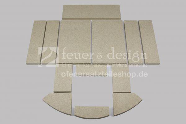 Skantherm Ator Vermiculitesatz A | ohne Tertiärluft | bis Baujahr 2008 | 13-teilig