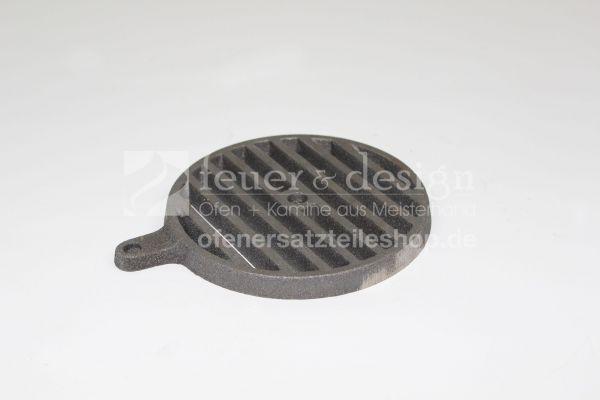 Ortrand Rost | Rundrost D=18cm m.Loch zu E2020.5+E2050