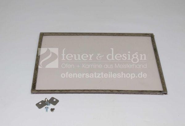 Contura Seitenglas | Glasscheibe (  links oder rechts ) | für die Contura Serie 400