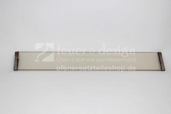 Contura Seitenglasscheibe | inkl.Dichtung, aussen | für die Contura Serie 500 ( ausser 556 und 586 )