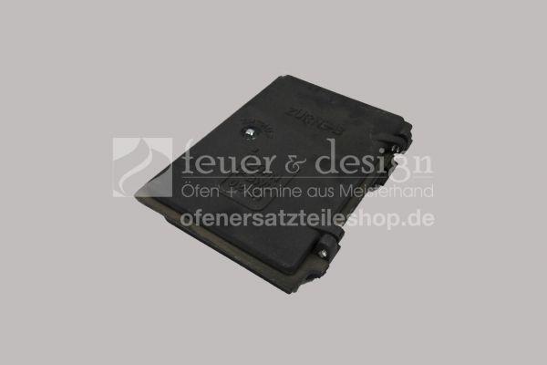 Kamintür | Revisionstür Zürn Typ B | Gusseiserne Schornsteintür 18/26 | Innenmaß 15,5 x 22,8 cm