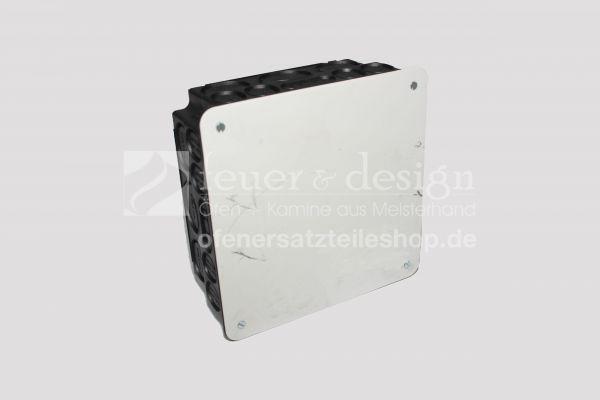 Brunner Unterputzkasten mit Einputzdeckel EAS/EOS/USA-3 | Unterputzkasten für Brunner