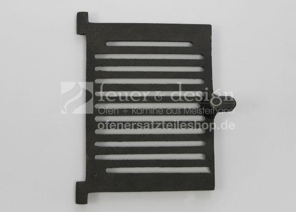 Kaminrost/Tafelrost 17,5 x 23,2 cm für Schmid Kamineinsätze