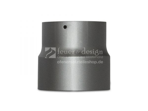 Reduzierung 130-120 mm grau