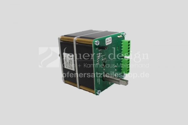 Brunner Getriebemotor Lüftungsklappe ( N 64 V 30 ) für EAS und EOS-6 | Original Brunner Ersatzteil