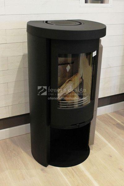 Contura Kaminofen 520 Style   Gussfront   Power Stone  schwarz   5 kW   Ausstellungsstück