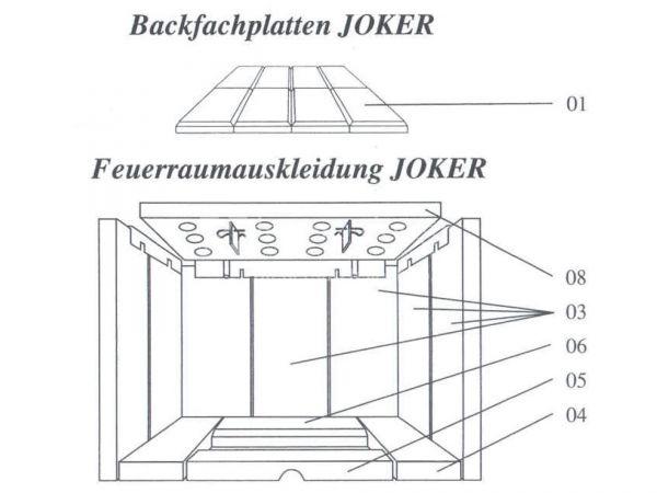 Rika Joker Distanz   Z10037