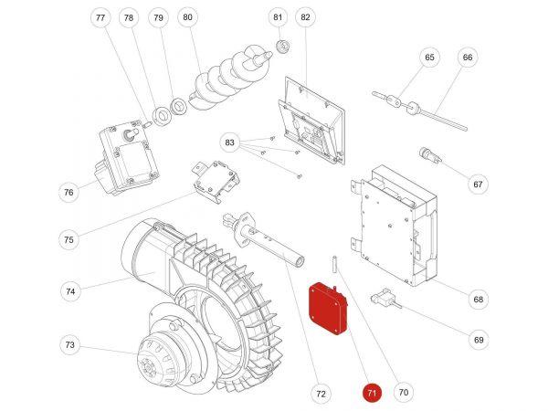 Rika Kapo Differenzdruckwächter | N112102 | Splitzeichnung Nr. 71