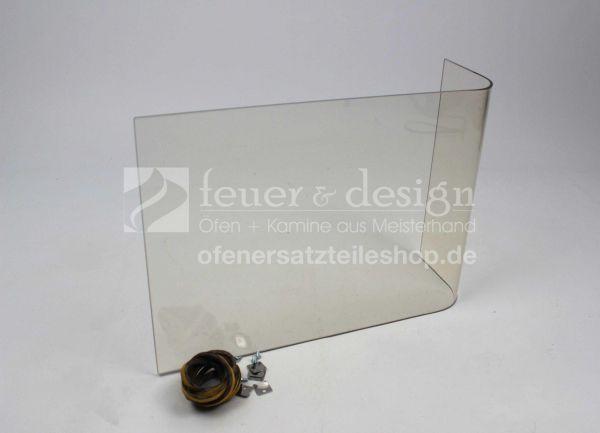 Contura Türglassatz | Contura Serie 20 | Glassatz komplett inkl. Dichtung