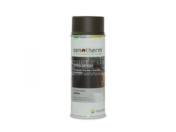 Ofenlack umbra | Senotherm | 400 ml