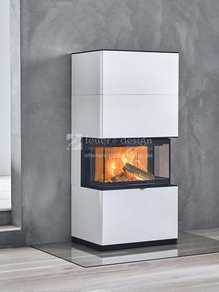 Contura Kaminofen i51A | Artstone weiss | Wärmespeichermagazin 100 Kg | 8 kW | Ausstellungsstück