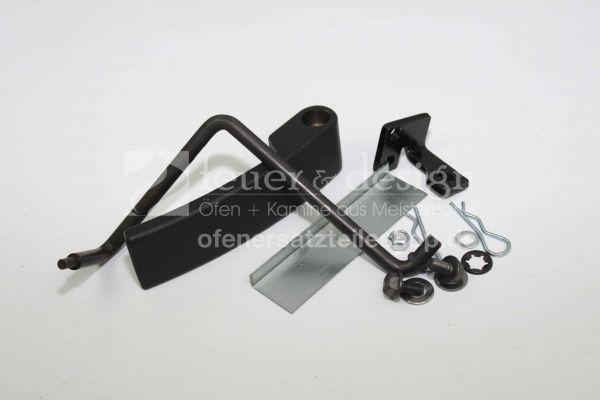 Contura Luftregler   Regelgriff   schwarz   für die Contura 500er Serie