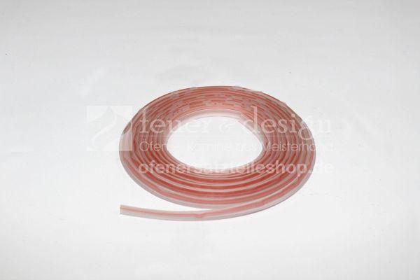 Glasplattendichtung | Schmutzlippe für Vorlegeplatte inkl. Kleber