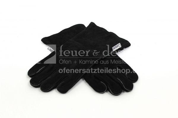 Contura Kaminhandschuhe ( 1 Paar) | schwarzes Wildleder