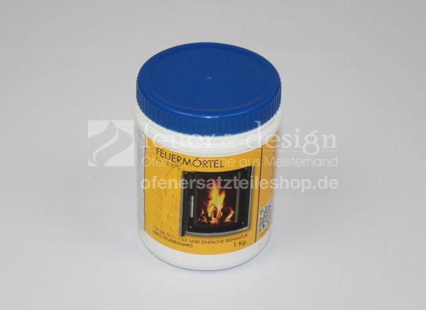 Dose Ortner Feuermörtel | Reparaturmörtel 1kg