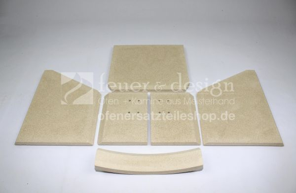 Termatech Vermiculite Satz komplett | TT2 | TT3