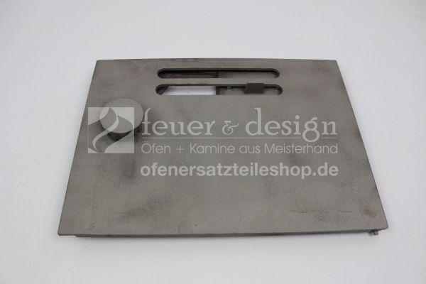 Ortrand Aschetür | Heiztür komplett zu Ortrand Heizeinsätze E5020.3