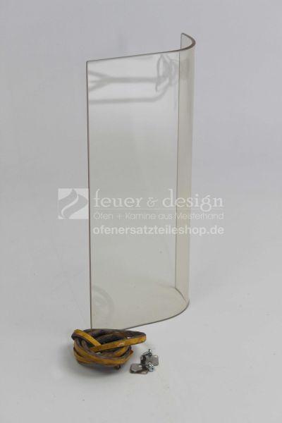 Contura Seitenglas | Glasscheibe | für die Contura 20er Serie