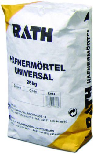 Sack Rath Hafnermörtel Universal, 25kg