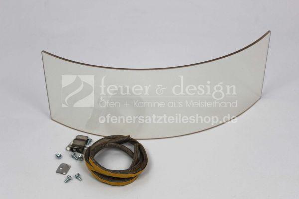 Contura Türglasscheibe für Backfach | für die Contura Serie 600