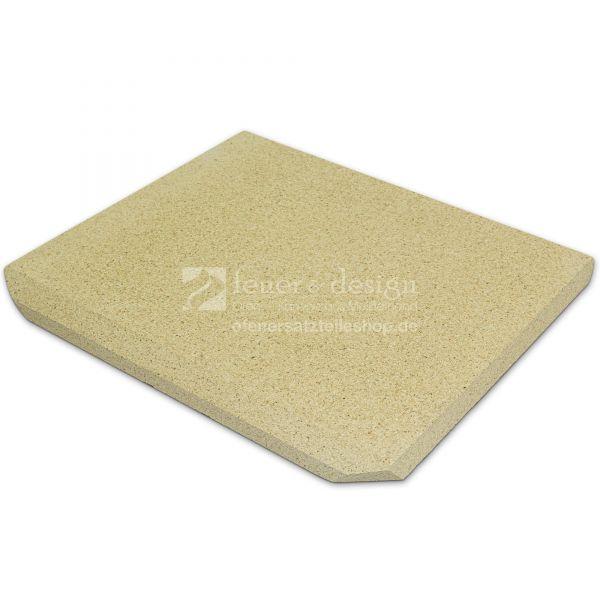 Rauchumlenkplatte Vermiculite zu TT1| TT2 | TT3 35x31 cm