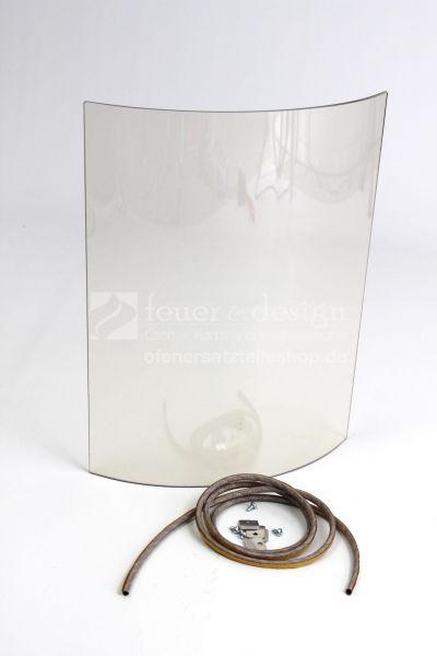 Contura Türglassatz passend zu Serie C500 |  C556 | C586 | C500Style (Gussfront)