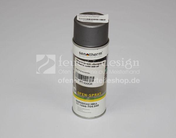 Senotherm Ofenspray 400 ml Farbton gussgrau hell | silbergrau