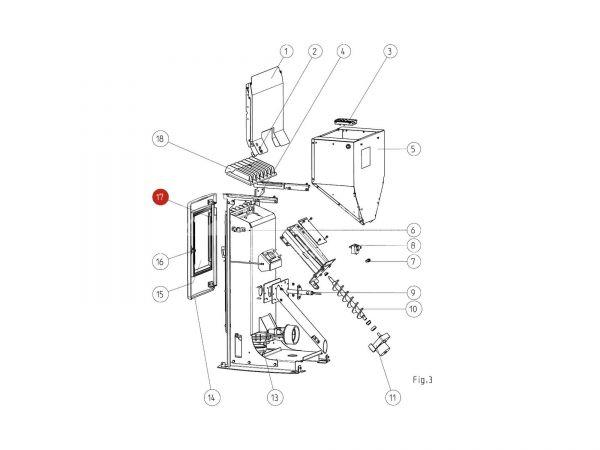 SK-Schraube zu Rika Memo | N107488 | Splitzeichnung Nr. 17