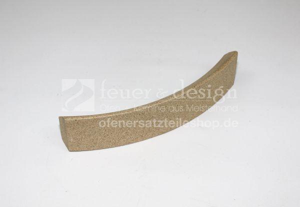 Termatech Holzang aus Vermiculite ( vorne ) | für TT10 | Feuerraumauskleidung