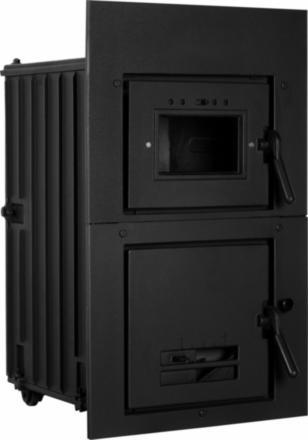 Ortrand Kachelofen Heizeinsatz E 3020.6 | neue Zulassung | 8,5 kW