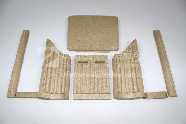 Termatech Vermiculite Satz komplett | für Termatech TT30G | TT30GS