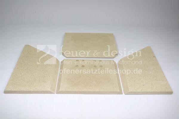 Termatech Vermiculite Satz | TT40 | Feuerraumauskleidung | Brennraumauskleidung