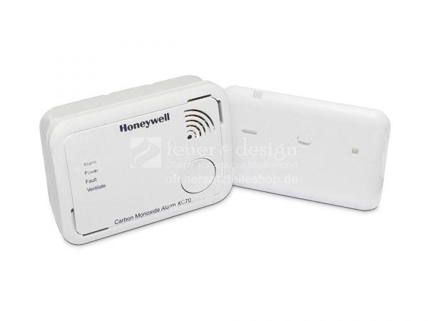 Honeywell XC70 Kohlenmonoxidmelder inkl. Batterien | Alarm Kohlenmonoxid