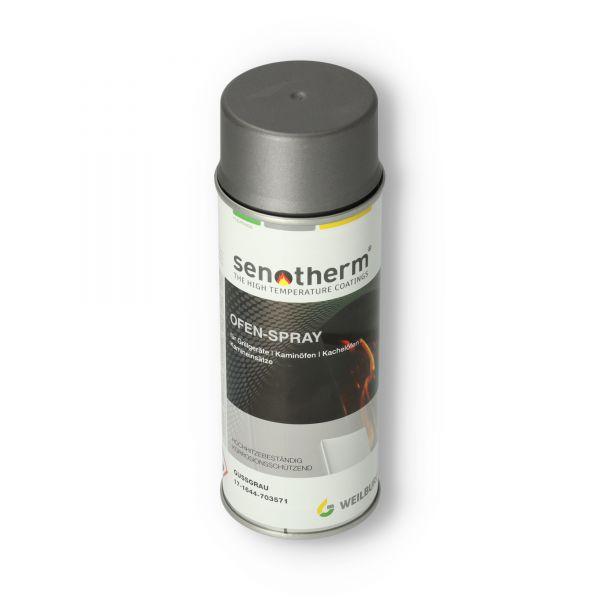 Ofenlack gussgrau   Senotherm   400 ml