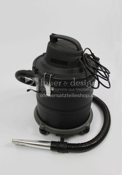 Kaminsauger | Aschesauger | Firma Lienbacher mit Motor und Rollen 18 Liter