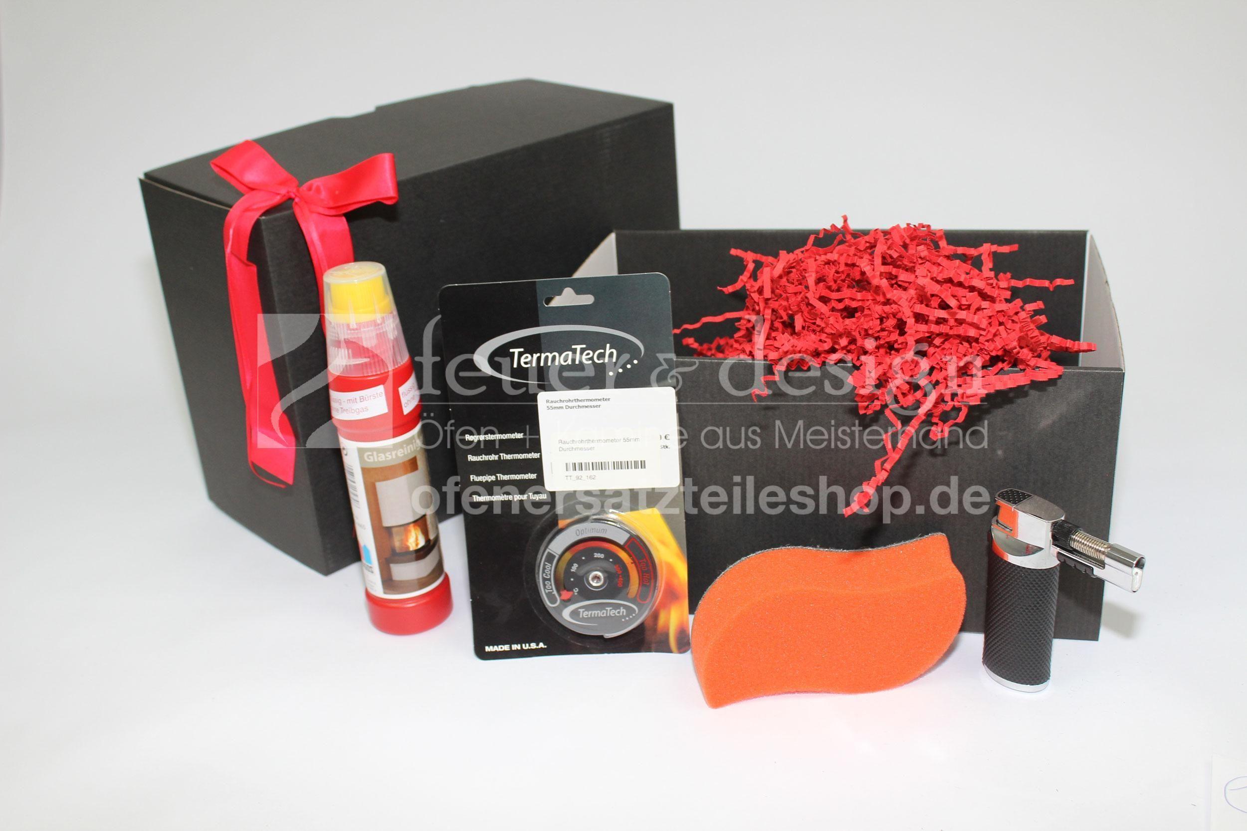 Pack im Karton flamme/' 40er Kamin und Grillanzünder /'feuer