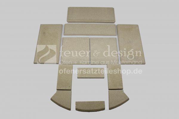 Skantherm Ator/Ator+ Vermiculitesatz C | mit Tertiärluft 35 mm | Baujahr ab 2010