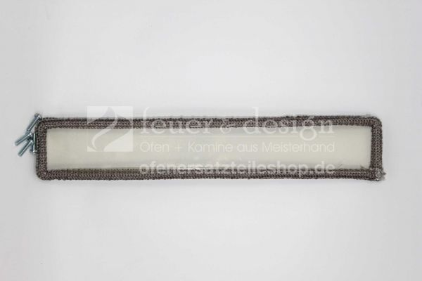 Contura Seitenglas | Contura 500 ( nicht 556/586 ) | Seitenglasscheibe inkl.Dichtung, innen