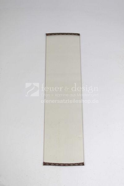 Contura Glasscheibe | Seitenglas inkl. Dichtung, aussen | für die Contura Serie 700