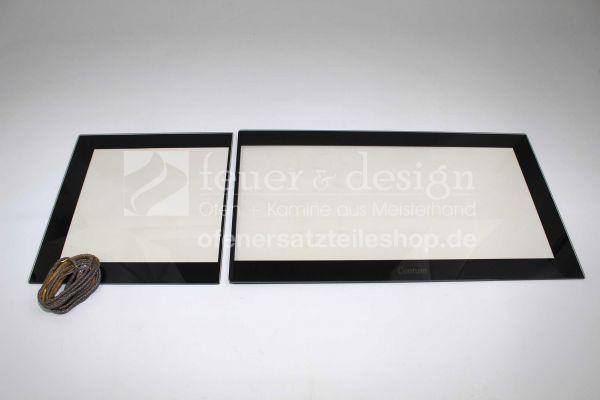 Contura Türglassatz ( für Schiebetür links ) | für die Contura Serie i40